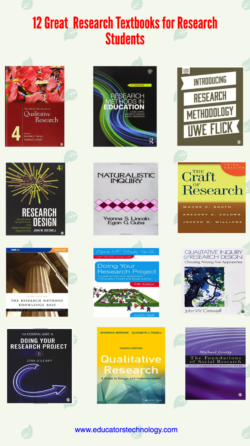 research textbooks