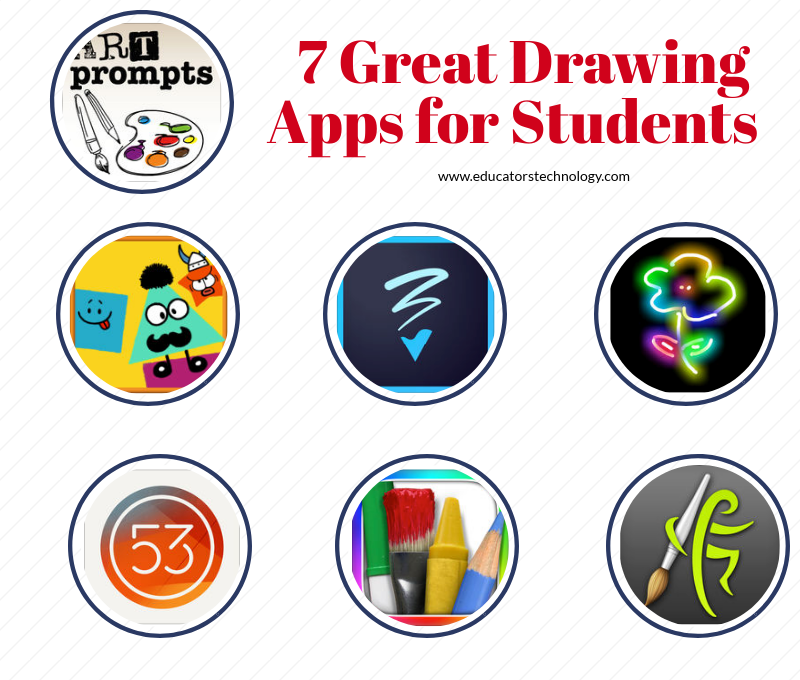 7 Great Drawing Apps for Students