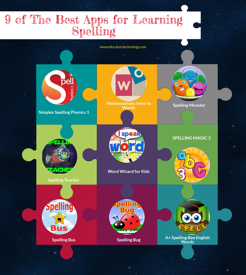 9 of The Best Apps for Learning Spelling