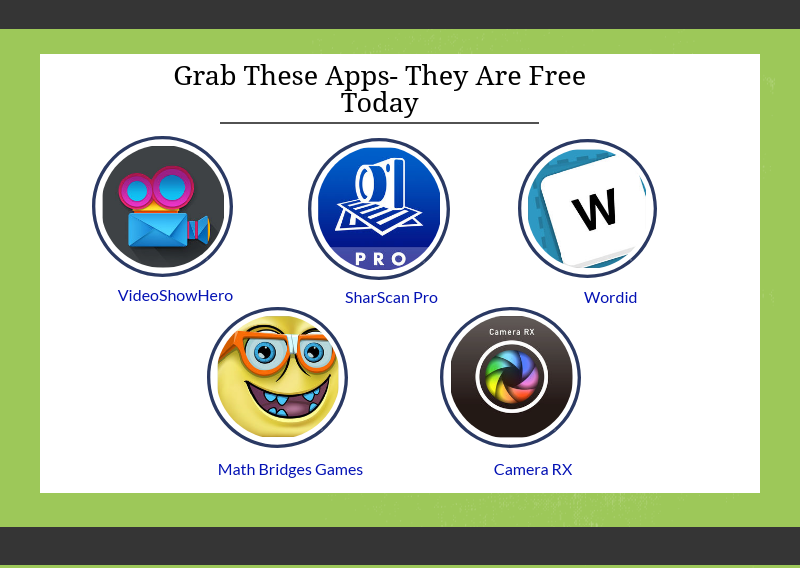 Two Great Educational iPad Apps Free Today- Grab Them