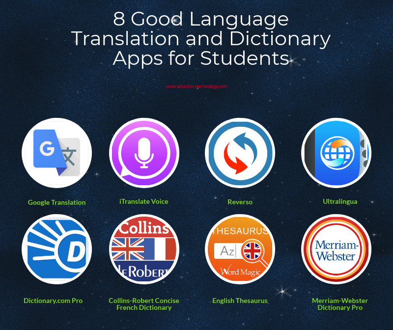 8 Great Translation and Dictionary Apps for Language