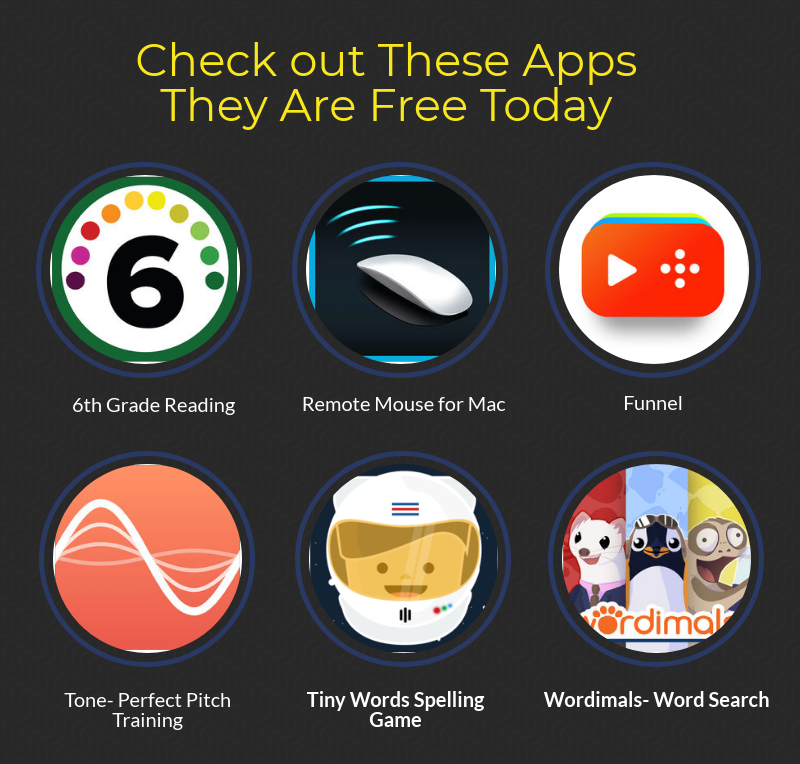 Check out These Apps- They Are Free Today   Educational